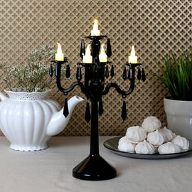 Decorative LED Table Top Candelabra