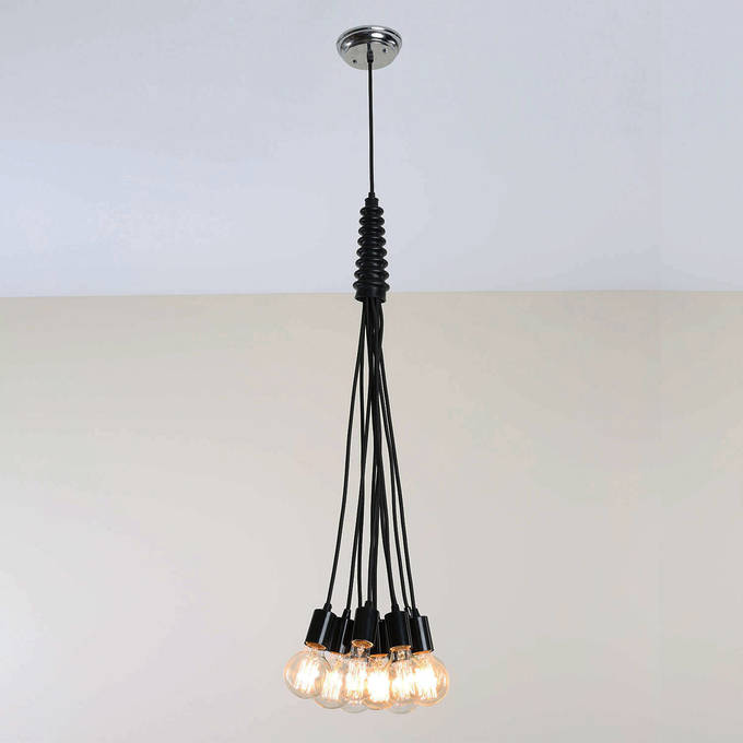 10-Light Cluster Chandelier