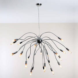 Chaos 24-Arm Chandelier