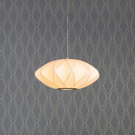 Oversized Ellipse Lantern Pendant